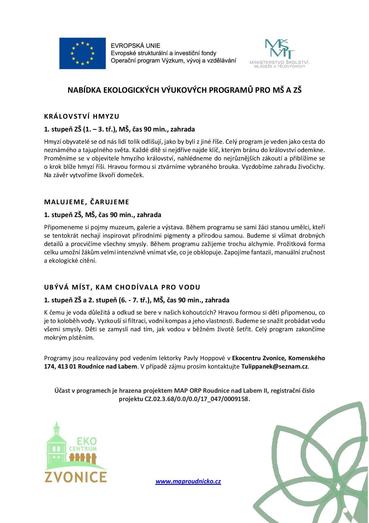 Ekologické výukové programy pro MŠ a ZŠ-page-001